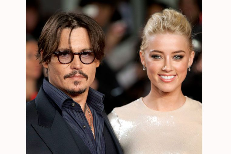 Se casó Johnny Depp