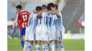 La Selección consigue su pasaje al Mundial y ahora sueña con los Juegos