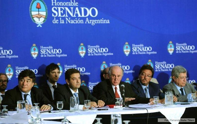 El Senado emitió dictamen al proyecto de reforma del sistema de inteligencia
