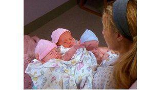 Creció la hija de Ross y Rachel