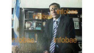 Esta es la foto que recibió la ex esposa de Nisman antes de su muerte