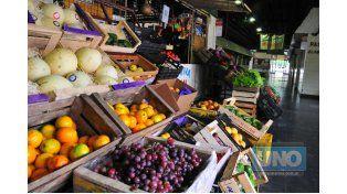 Intención. Los productores locales esperan que se fomente la compra dentro de la provincia.  Foto UNO/Juan Manuel Hernández