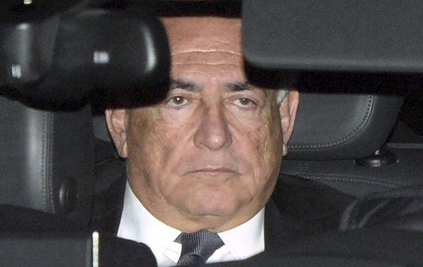 Francia: Strauss-Kahn negó conocer a los otros acusados por proxenetismo