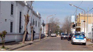 El primer monitoreo. El imputado desde mayo se encuentra preso en la cárcel de Concepción del Uruguay.