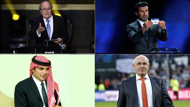 FIFA confirmó que el príncipe Al Husseinn competirá para suceder a Blatter