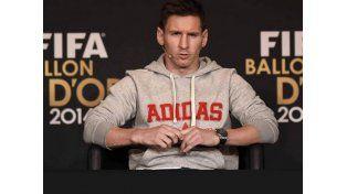 Messi me parece una persona absolutamente irrespetuosa e insoportable