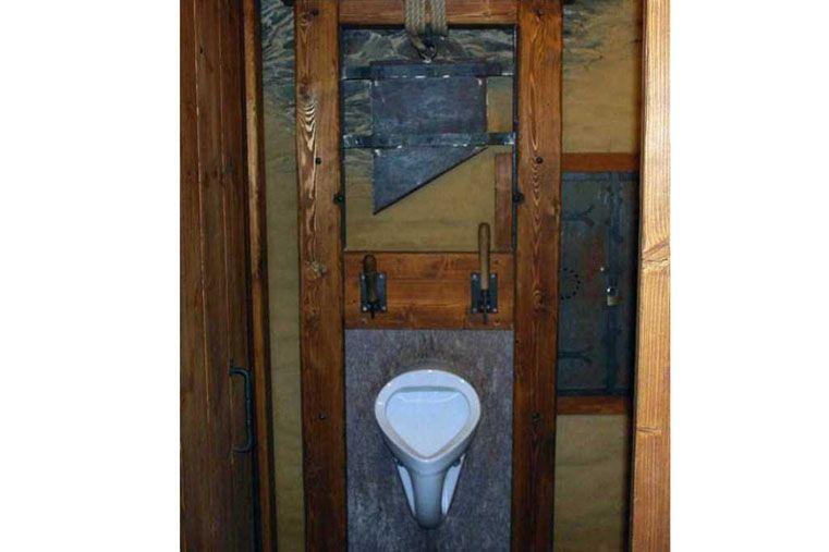 Mirá los urinarios más originales del mundo