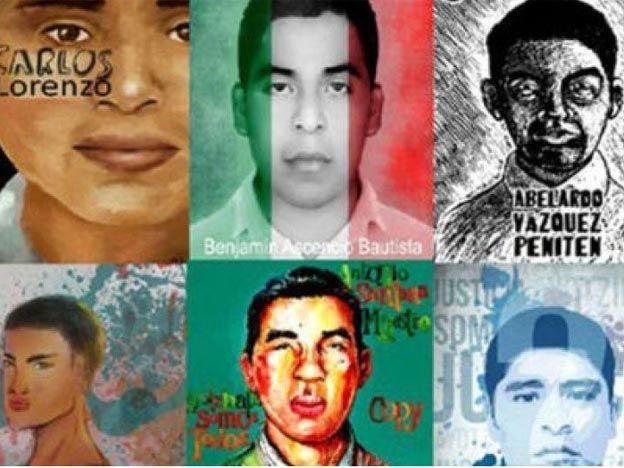 Los familiares de los 43 estudiantes mexicanos desaparecidos expondrán el caso ante la ONU
