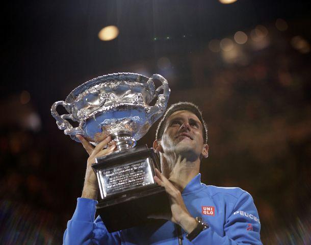 Novak Djokovic se consagró campeón del Abierto de Australia por quinta vez
