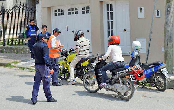 Victoria: filman los operativos viales ante numerosas agresiones a los agentes