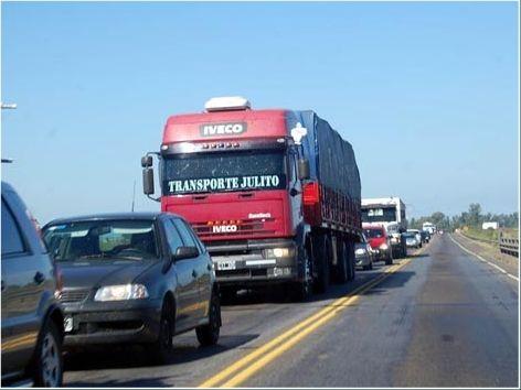 Más de 500.000 vehículos ingresaron a la provincia durante el primer mes del año
