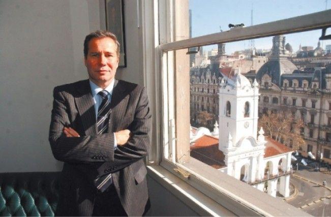 Alberto Nisman.