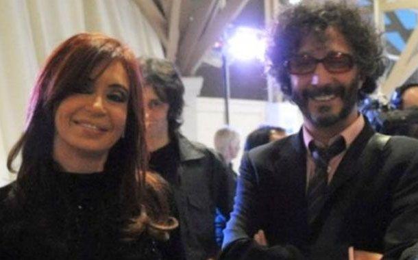 Fito Páez defendió a Cristina y dijo que hay que garantizar la actuación de la Justicia