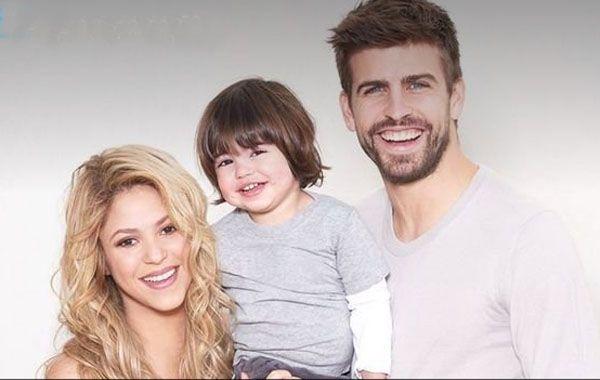 Shakira dio a luz a Sasha, su segundo hijo con Gerard Piqué