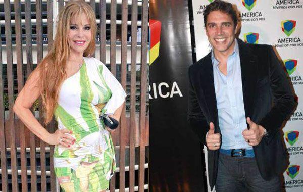 Escandaloso cruce de acusaciones entre Matías Alé y Graciela Alfano
