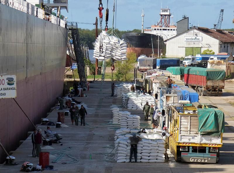 Duro reclamo del intendente de Concepción por el dragado del río Uruguay