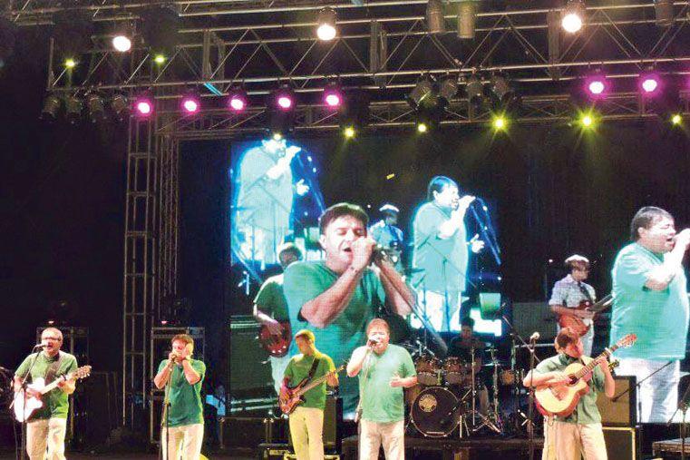 ENTRERRIANOS HASTA LA MÉDULA.  El grupo es referente de la música panzaverde.