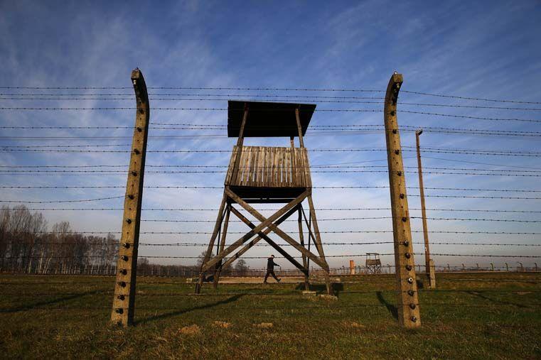 Así es Auschwitz hoy
