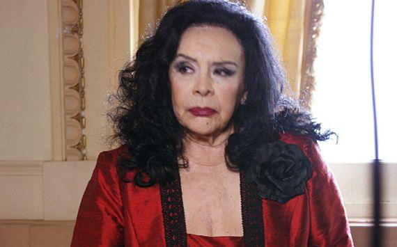 La Coca Sarli insultó al nieto de Armando Bo