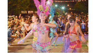 Carnaval. Unos 3.000 chicos participan de esta expresión de alegría y cultura popular.