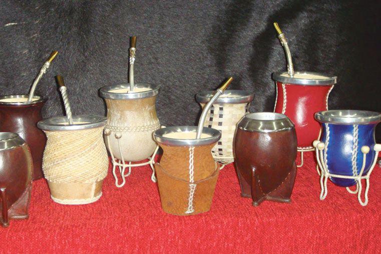 Símbolo de exportación: El mate elaborado en Entre Ríos es el producto más elegido por el turista que llega a la provincia.