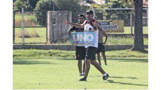 Iván Delfino dispondrá dos cambios para enfrentar hoy al Sabalero. (Foto UNO/Diego Arias)