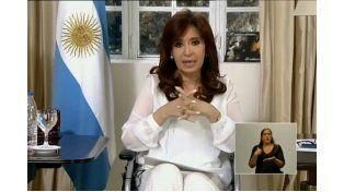 Cristina Fernández anunció la disolución de la Secretaría de Inteligencia