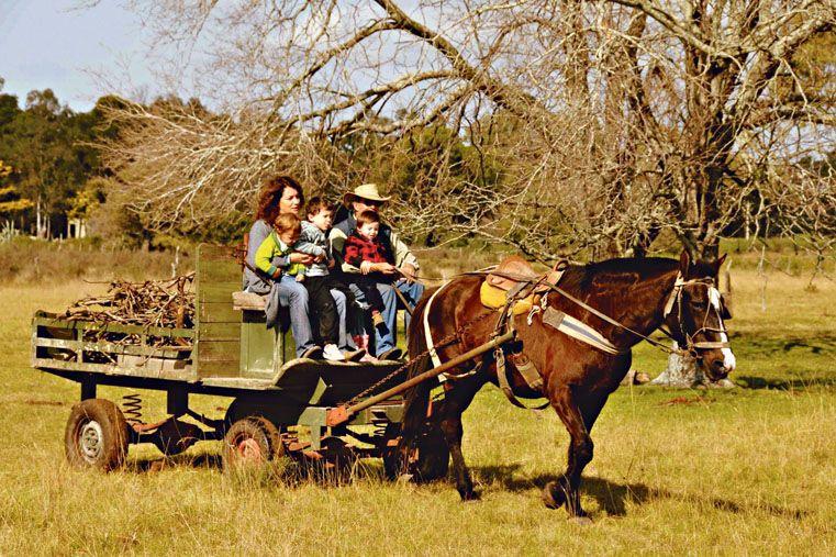 Las estancias abren sus puertas al turismo rural