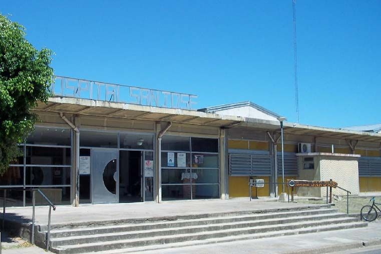 Hospital San José de Federación. (Foto: Panoramio)