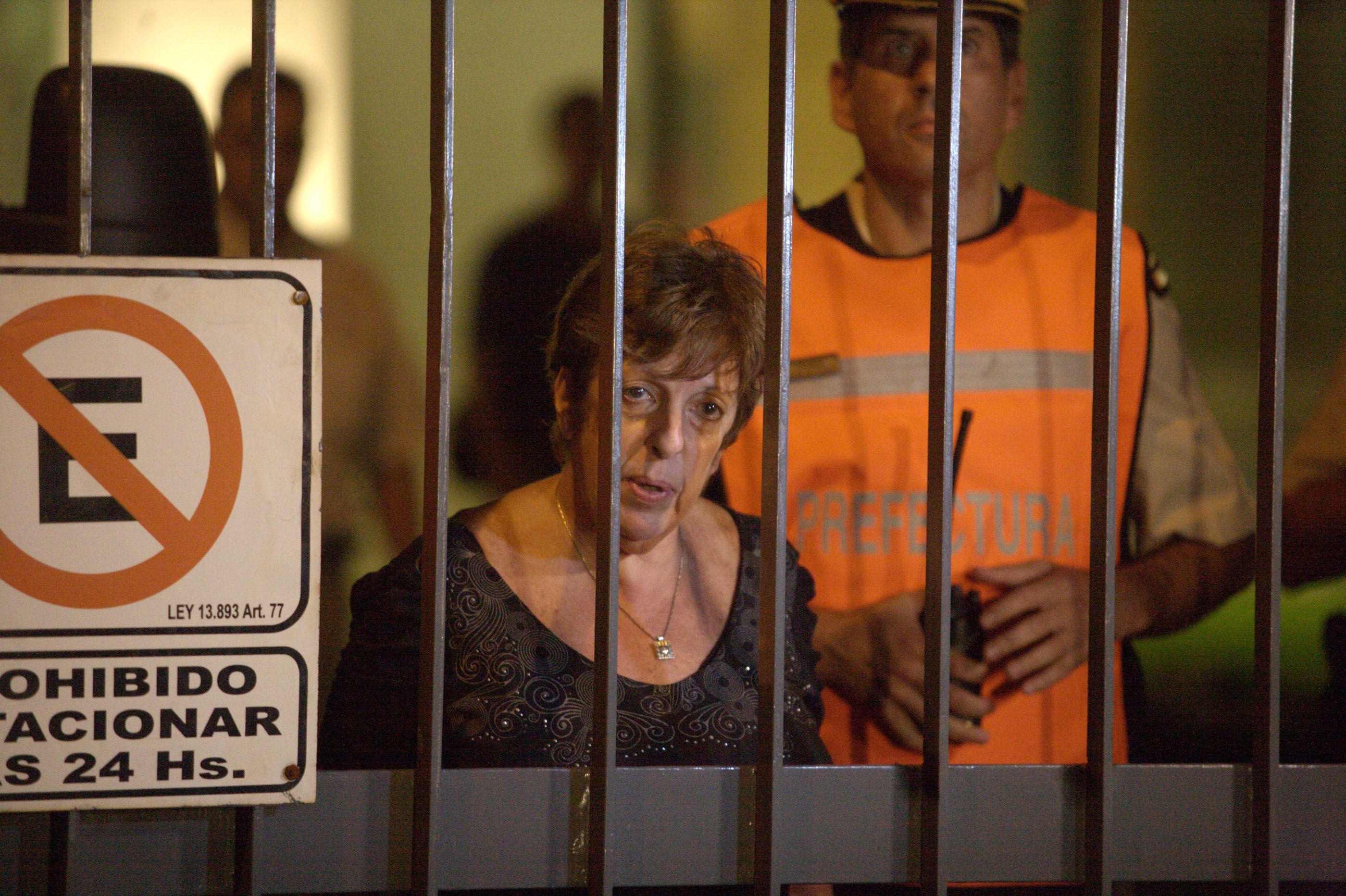 La fiscal Fein investiga la muerte de Nisman. (Foto: Télam)