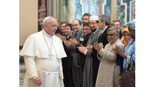 El Papa pidió evitar los estereotipos y prejuicios contra el Islam