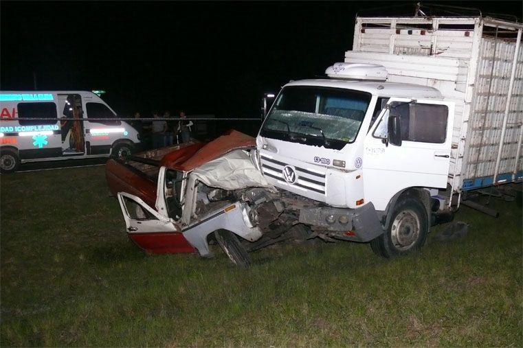 El accidente ocurrió el viernes por la noche