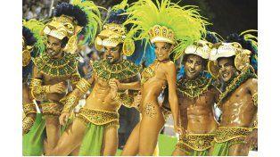 Explosión de color, música y bailes