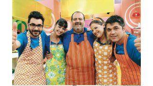 """""""Cocineros Argentinos"""" transmitirá desde la Expo Maciá 2015"""