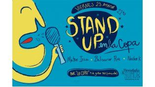 Stand up en La Copa