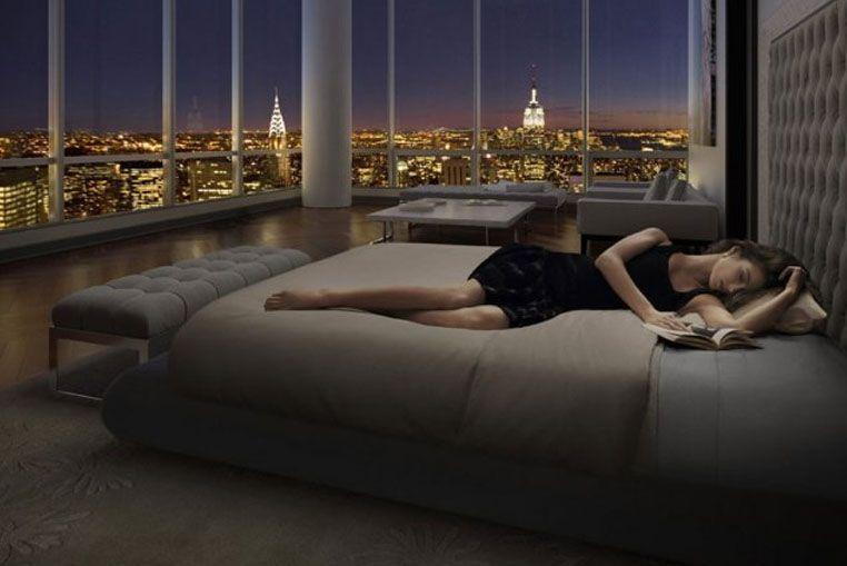 El piso más caro de Nueva York