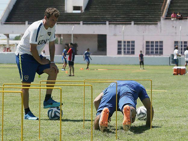 Boca paró un equipo muleto para el Superclásico