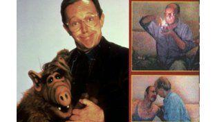 Así terminó la carrera del padre de Alf: actor porno gay y consumidor de crack