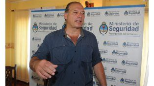 Berni: Quiero saber por qué el domingo a la noche recién la custodia da la información