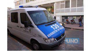Golpe al menudeo. El dueño quedó preso en la Alcaidía.  Foto UNO/Diego Arias