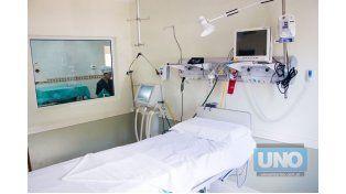 Avance. El Hospital cuenta con más salas de Terapia Intensiva.  Foto UNO/Mateo Oviedo