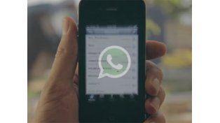 Ya podés mandar mensajes de WhatsApp desde tu computadora