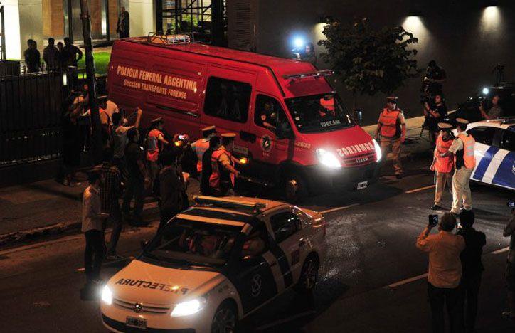 Este es el comunicado del Servicio de Emergencia acerca de su accionar en el caso Nisman