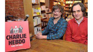 El dibujante Laurent Sourisseau se hará cargo de la dirección de Charlie Hebdo
