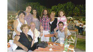 Familia Oliva Fabre de Diamante.