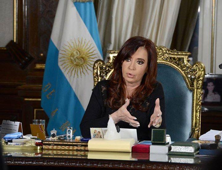 Cristina exigió que se investiguen los interrogantes en torno a la muerte de Nisman