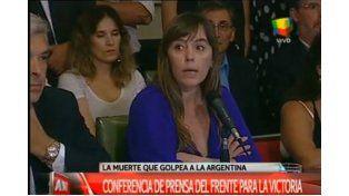 El FpV preguntó qué sector mafioso llevó a Nisman tomar la determinación