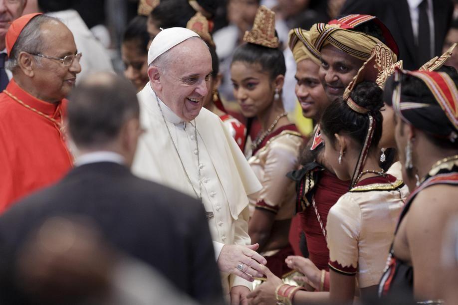 El papa anunció que visitará Bolivia, Paraguay y Ecuador este año