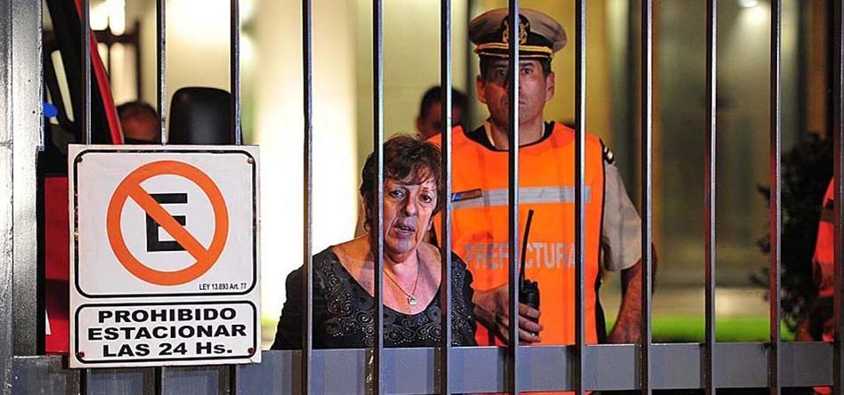 Fein: Nisman murió antes de la cena