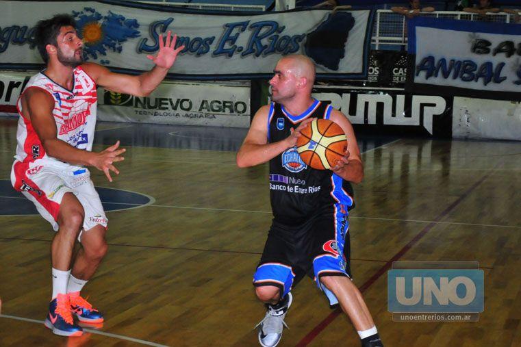 En su último partido como local venció a Rocamora.  Foto UNO/ Juan Manuel Hernández